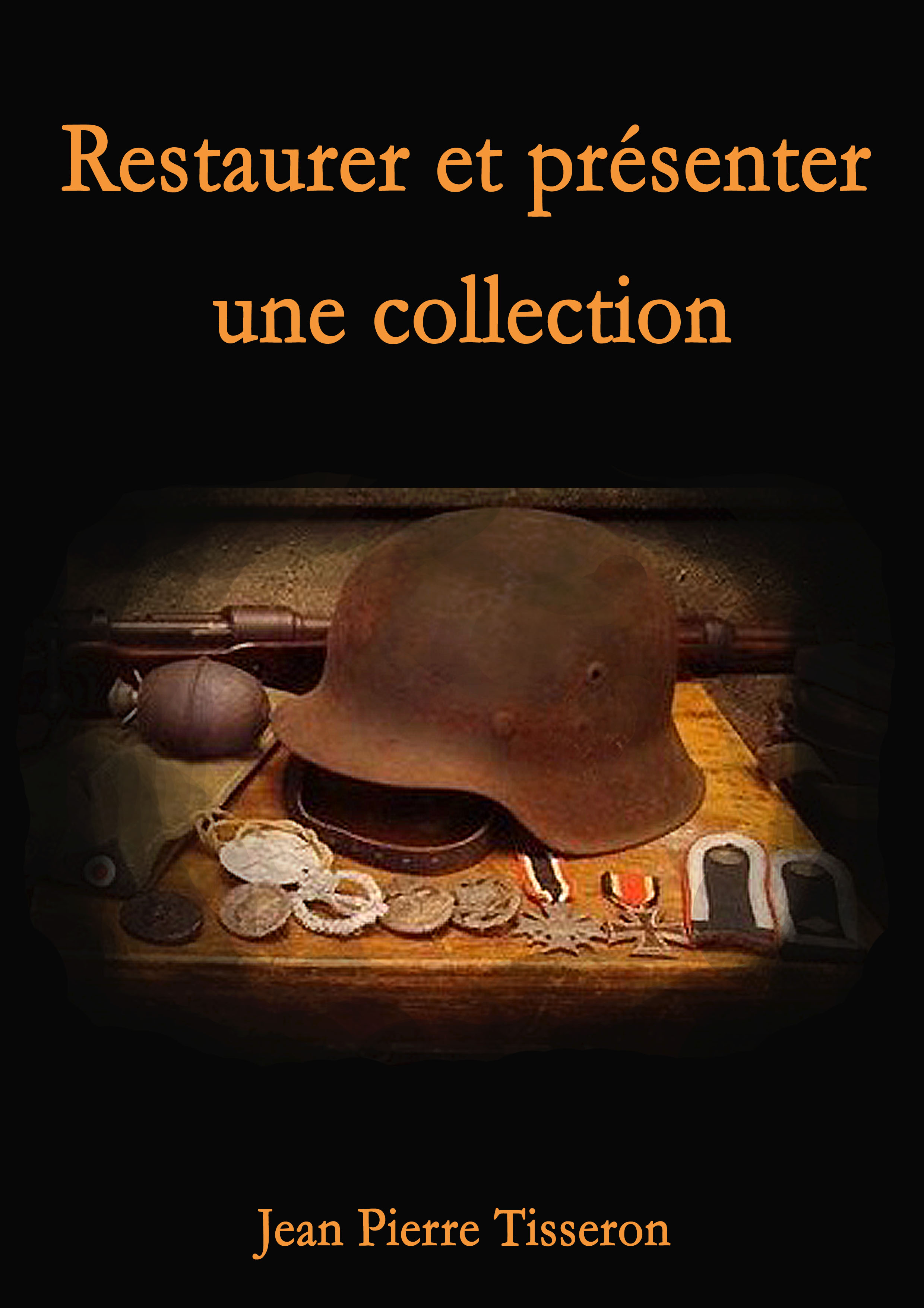restaurer et presenter une collection